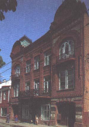 Библиотека им. Е.Ф.Карского.