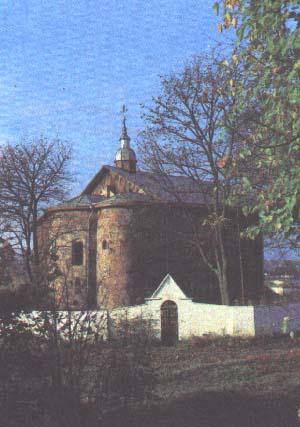 Борисоглебская (Коложская) церковь.