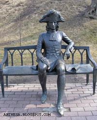скульптура - Антоний Тизенгауз