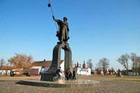 Памятник Давыду Городенскому