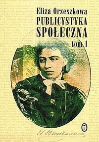 Книга Элизы Ожешко